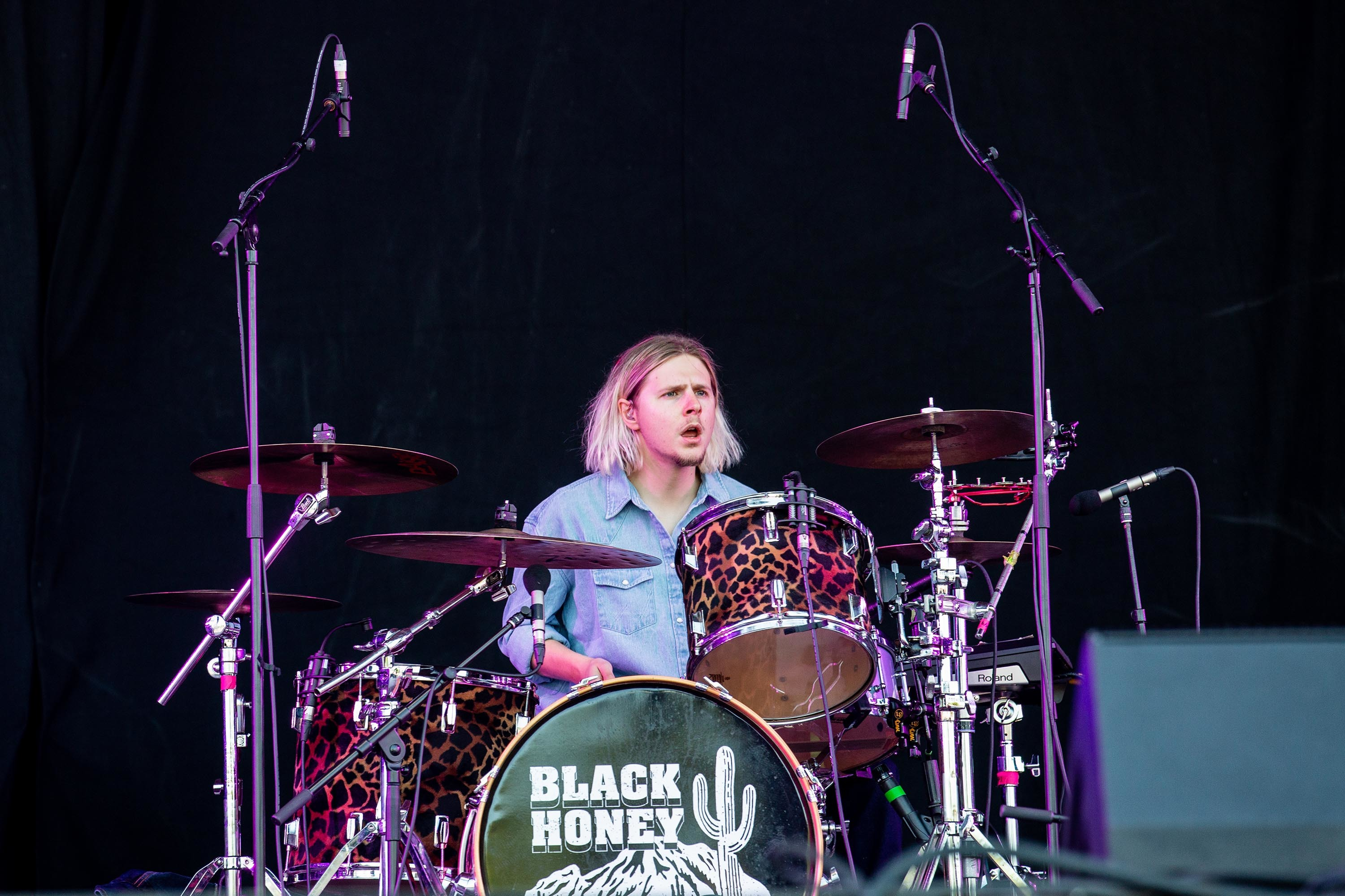 Black Honey announce departure of drummer Tom Dewhurst