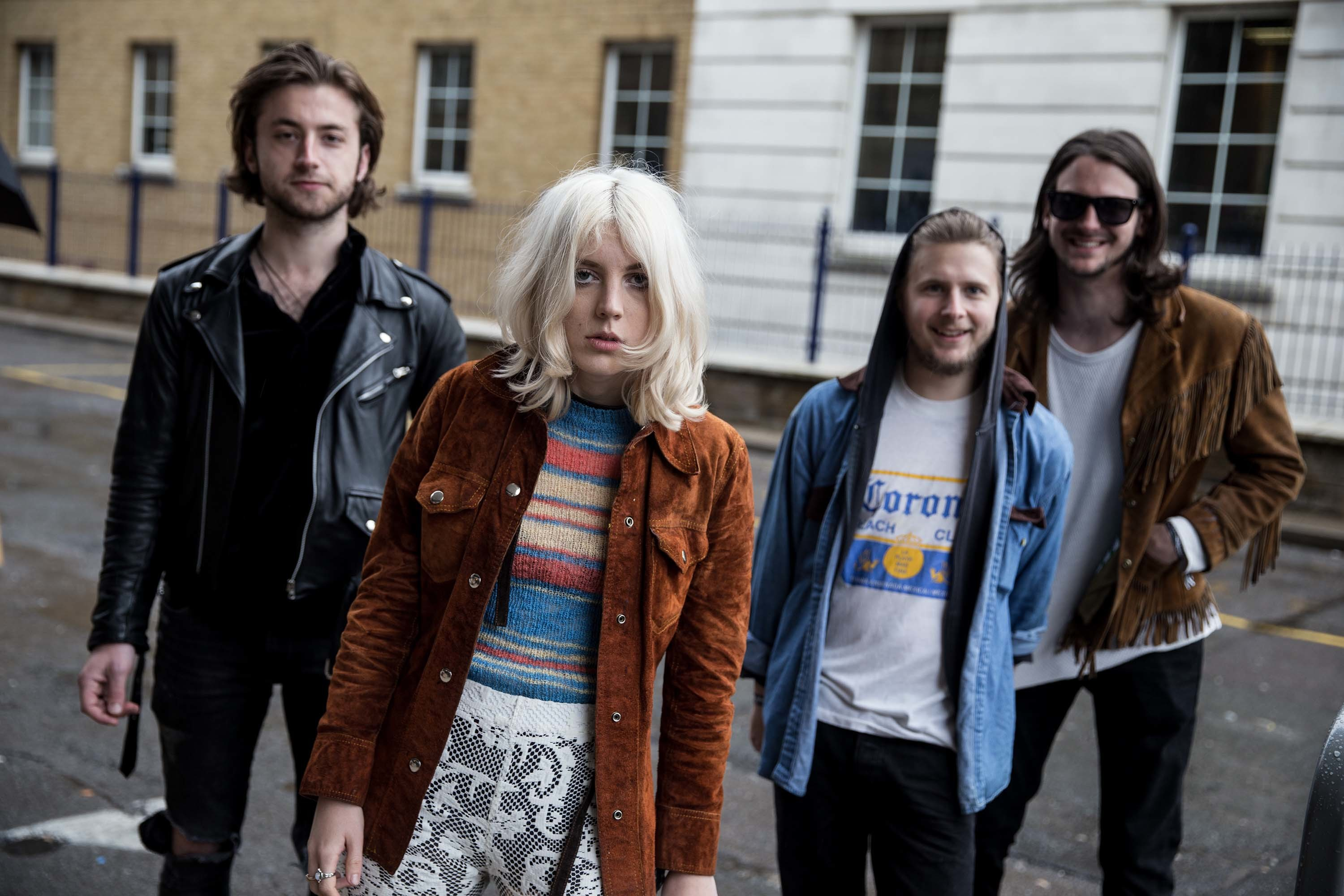 "Black Honey: ""If it was my way we'd still be a secret band"""