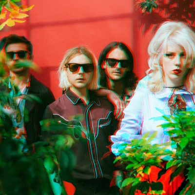 Black Honey share 'Into The Nightmare', co-written with Royal Blood's Mike Kerr