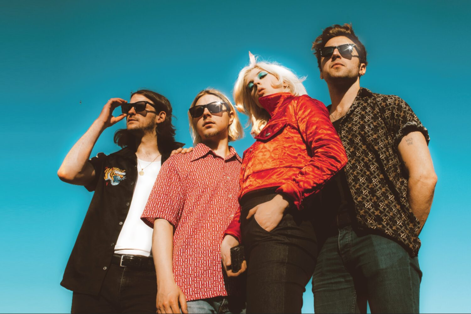 Black Honey unveil the most ostentatious video of the year, 'I Don't Ever Wanna Love'