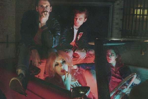 Black Honey unleash new track 'Run For Cover'