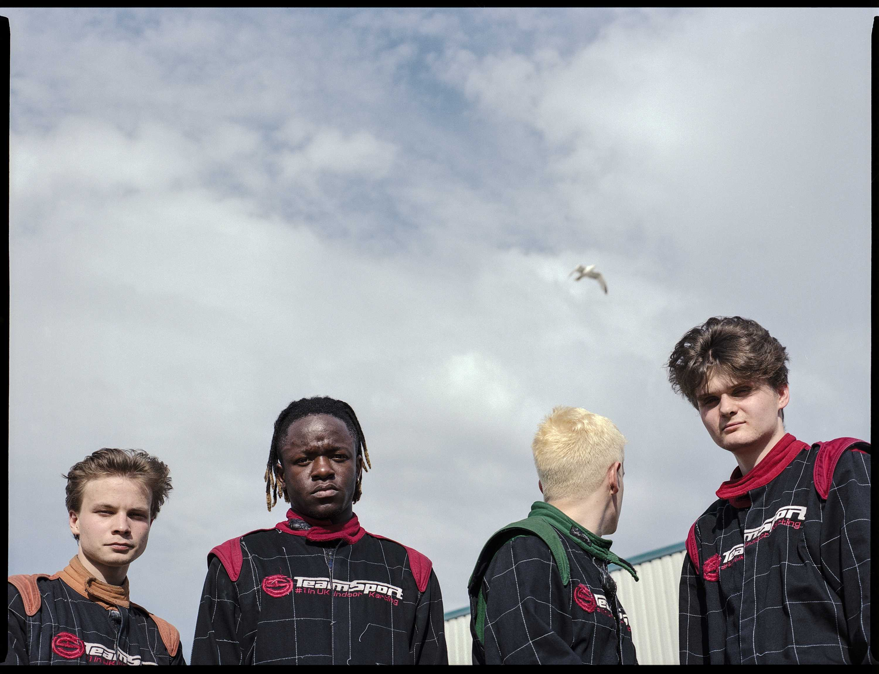 Black Midi sign to Rough Trade, share new 'Speedway' EP