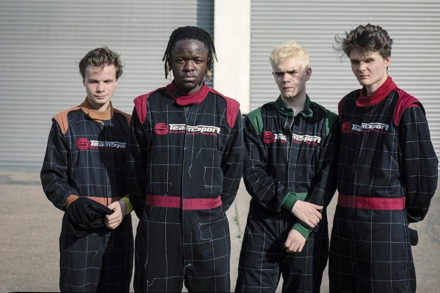 black midi send for Ed Sheeran on new track 'ded sheeran'