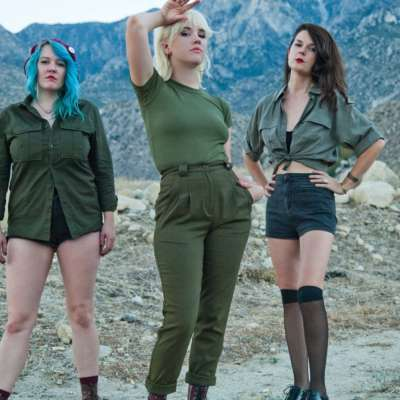 Bleached have enlisted Hayley Williams, Hinds, Kate Nash and loads more for a new zine