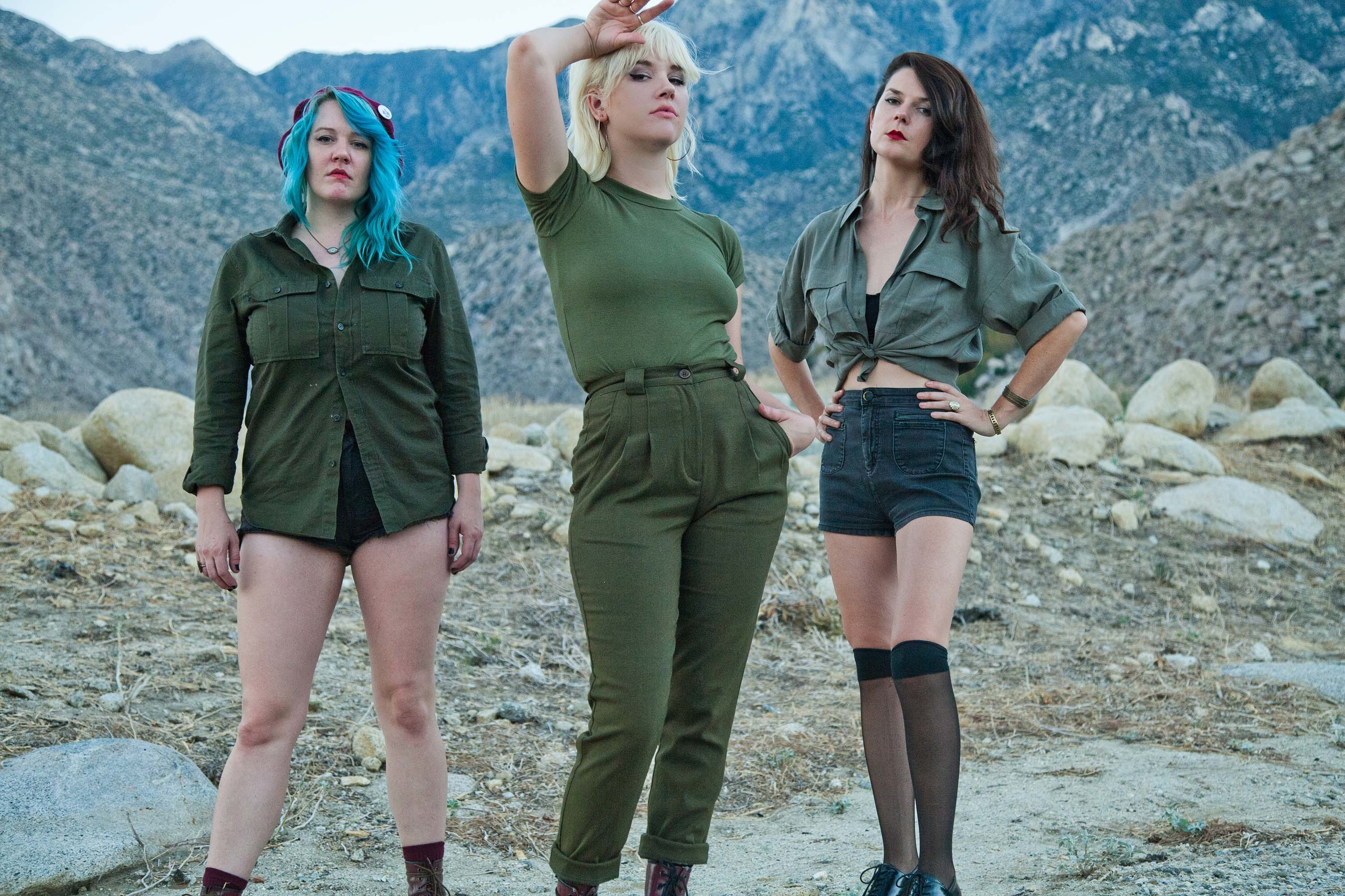 Bleached return with 'Shitty Ballet'