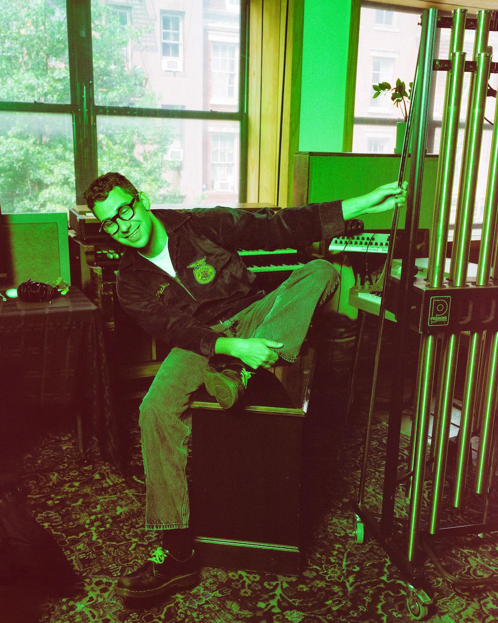 Jersey Boy: Bleachers' Jack Antonoff