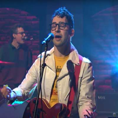 Watch Bleachers bring 'Don't Take The Money' to Seth Meyers
