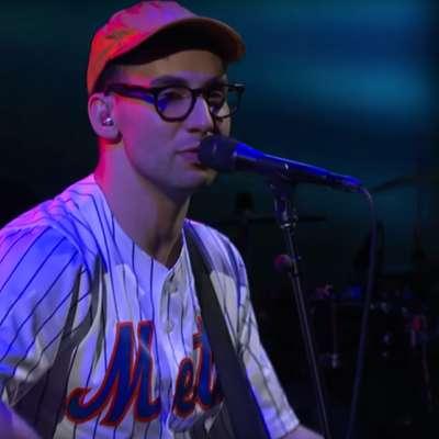 Watch Bleachers play 'I Miss Those Days' on Colbert