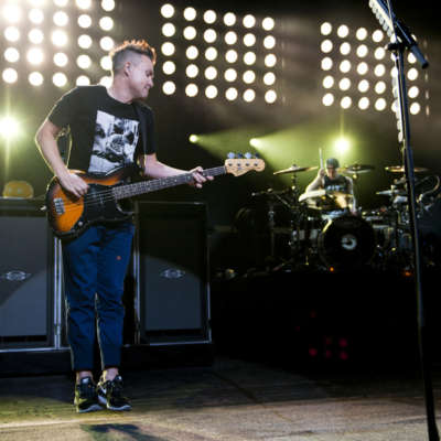 Blink-182 announce first gig with Matt Skiba