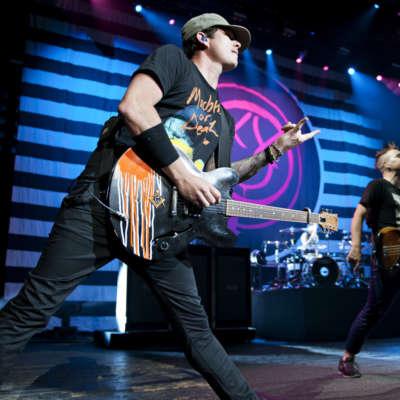 Tom DeLonge is out of Blink-182, Mark Hoppus and Travis Barker confirm