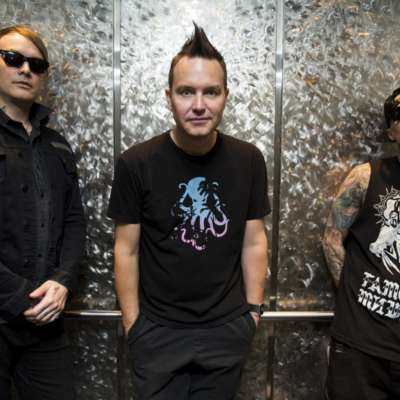 Blink-182 announce huge 2017 arena tour
