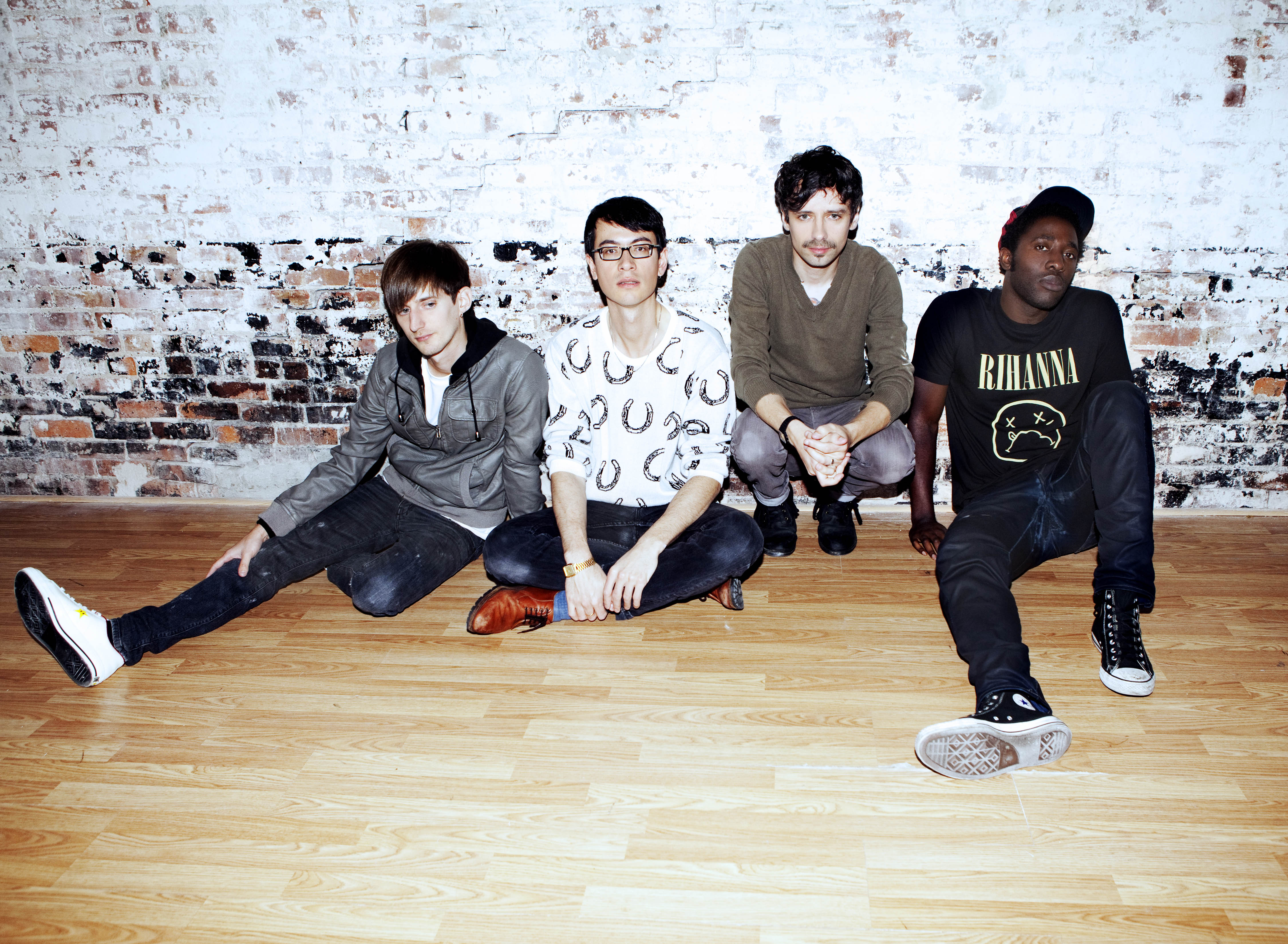 So Here We Are: Bloc Party's 'Silent Alarm' ten years on