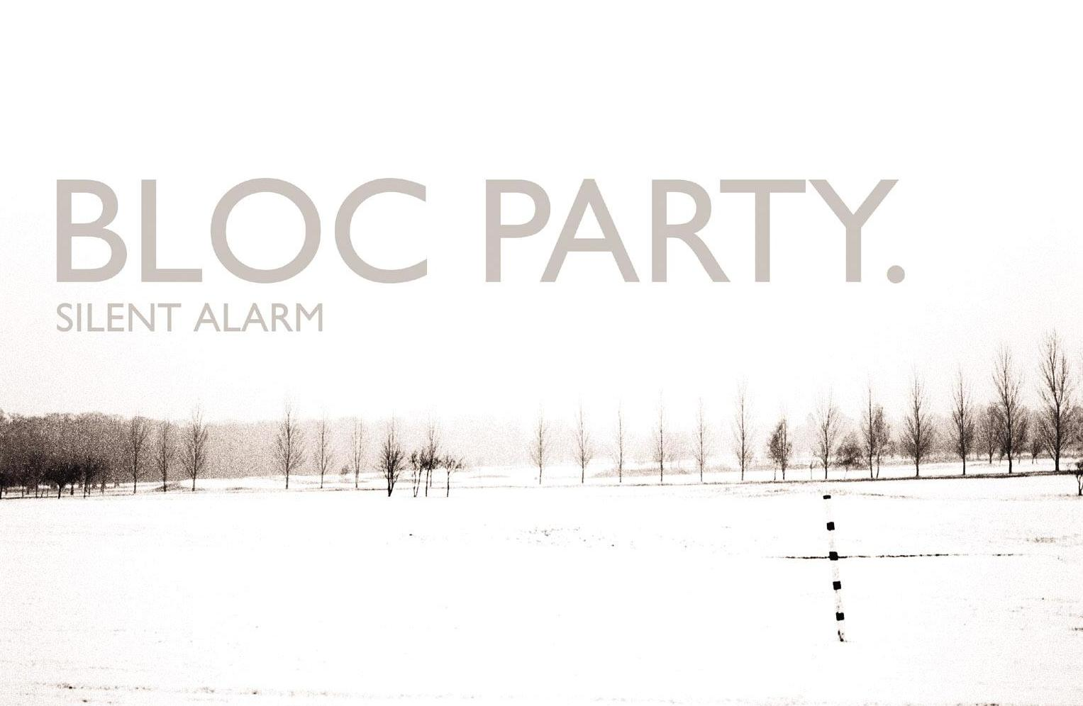 Inside the Artwork: the story behind Bloc Party's 'Silent Alarm'