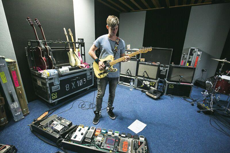 """Bloc Party: """"There was a purpose with this record we haven't had with any of the others"""""""