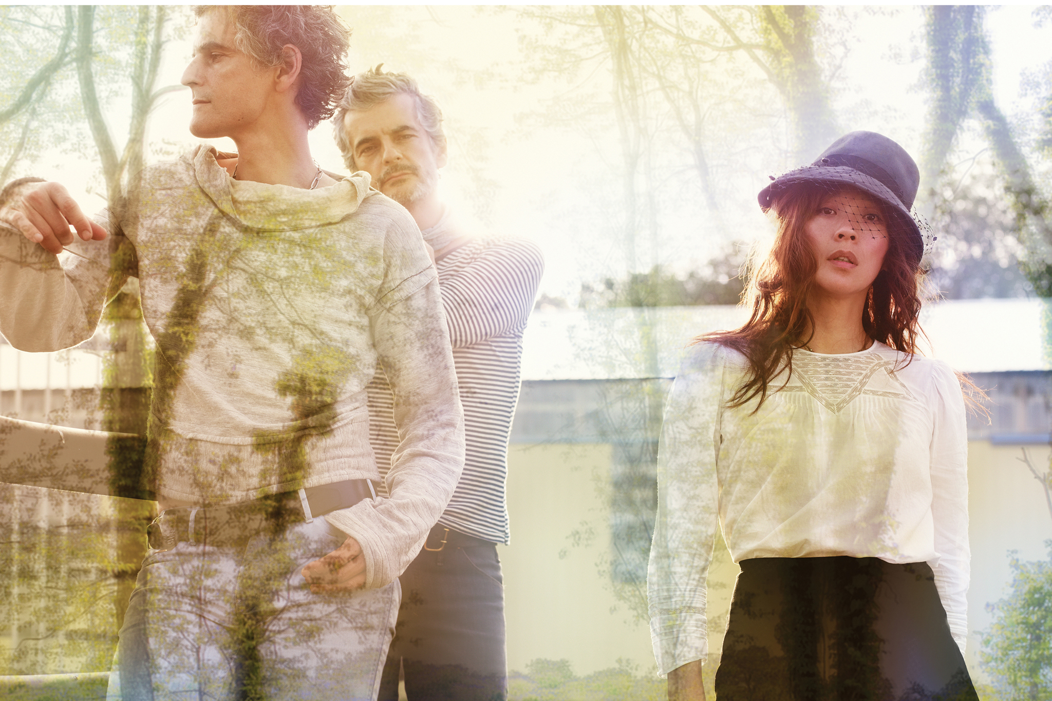 Blonde Redhead giveaway new track, 'The One I Know'