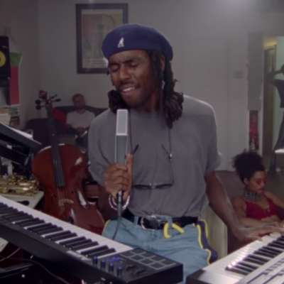 Blood Orange shares 'Saint' video