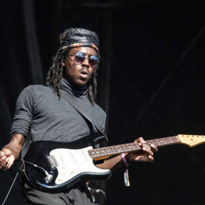 Blood Orange covered Neil Young's 'Heart Of Gold' at Coachella