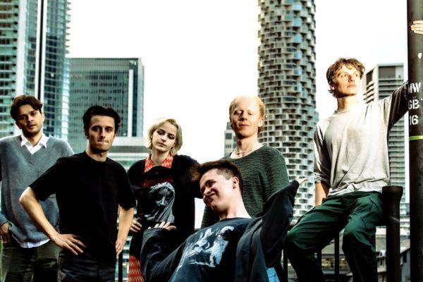 Blue Bendy offer up new track 'A Celebration'