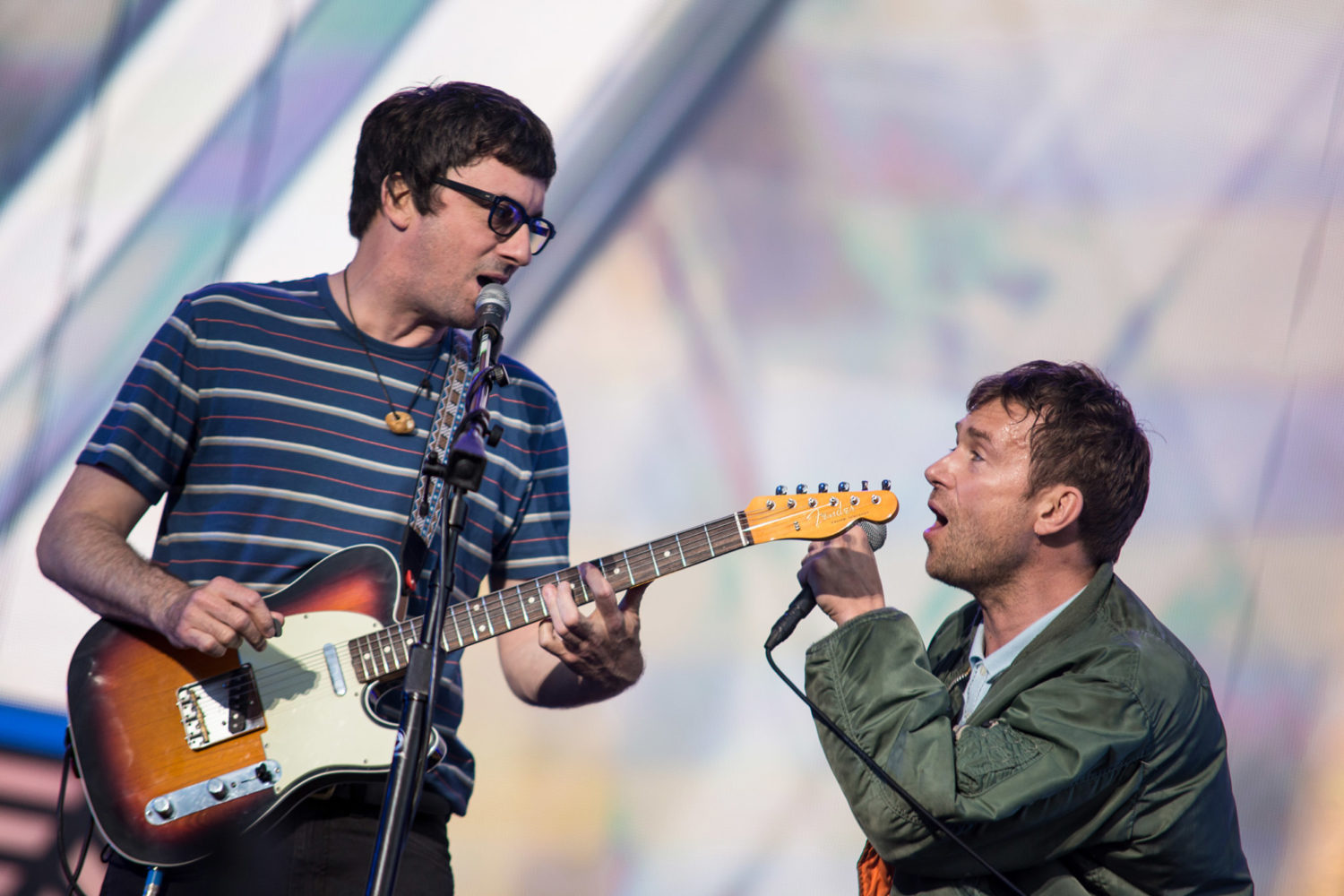 Blur share clip from 'Blur: New World Towers' documentary