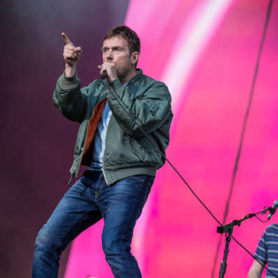Blur air 'This Is A Low' clip from 'New World Towers'