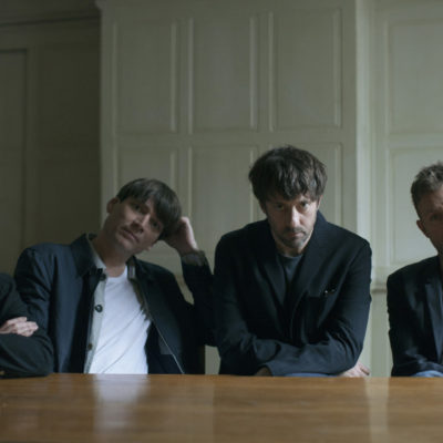 Blur share new documentary on the making of new album, 'The Magic Whip'