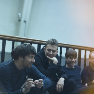 Blur to play free show in Brooklyn this weekend