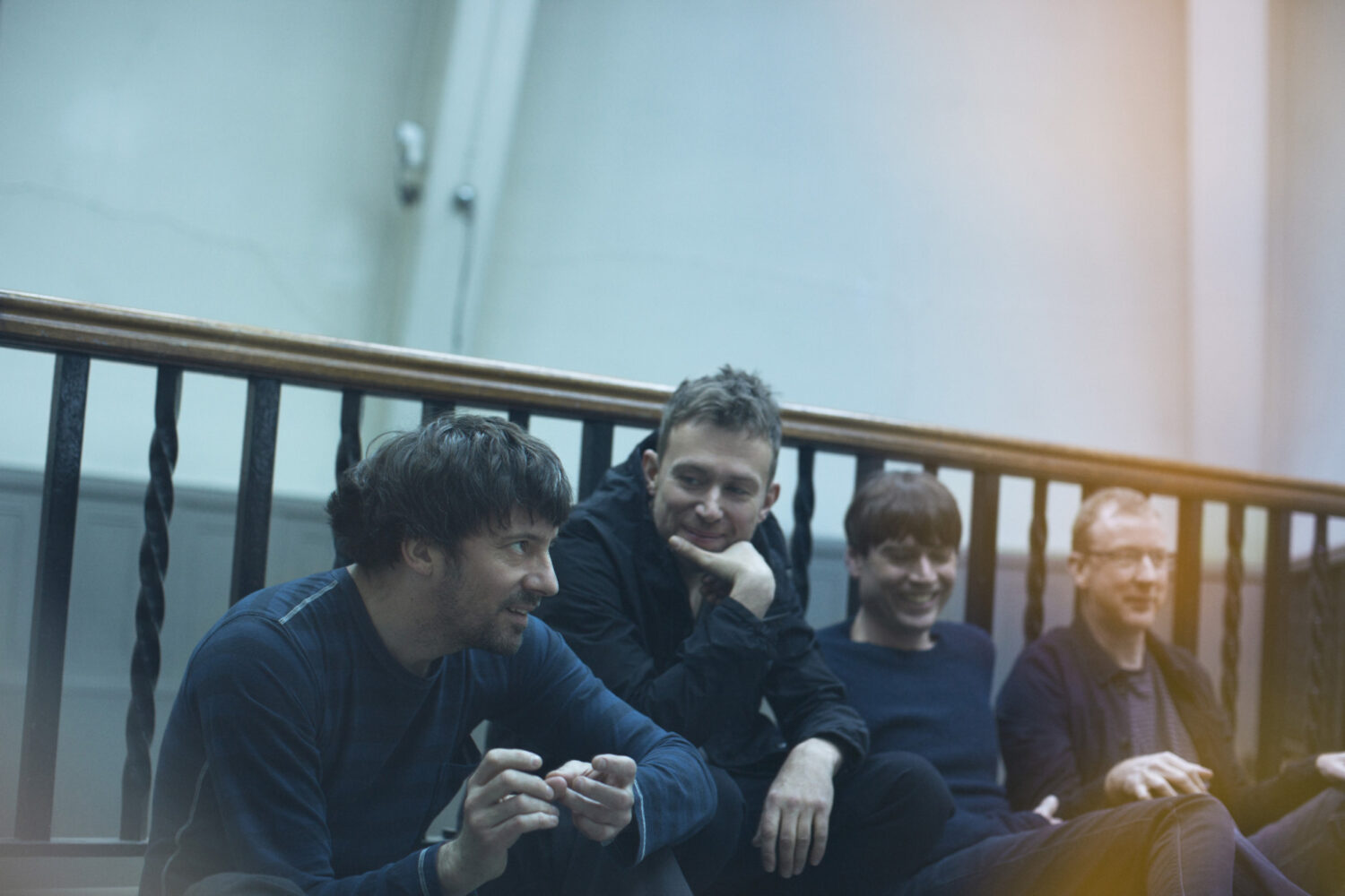 Blur are back! New album 'The Magic Whip' due this April
