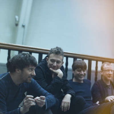 Blur are dishing out free 'The Magic Whip' ice cream in London today