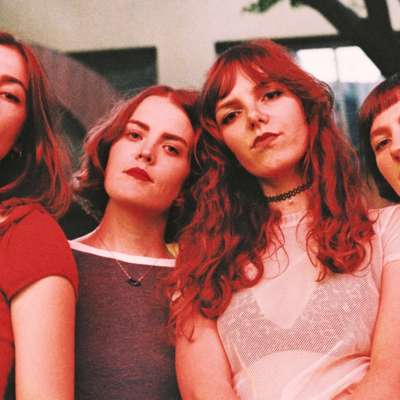 Sydney's Body Type make fun, full of character surf rock - hear the brilliant 'Palms'