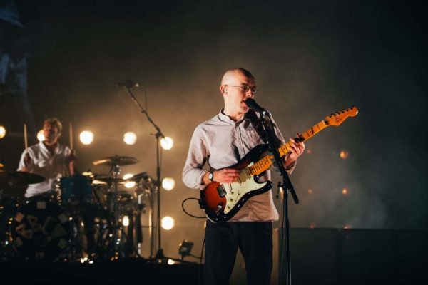 Bombay Bicycle Club to release live album 'I Had Them Blues But I Shook Them Loose - Live At Brixton'