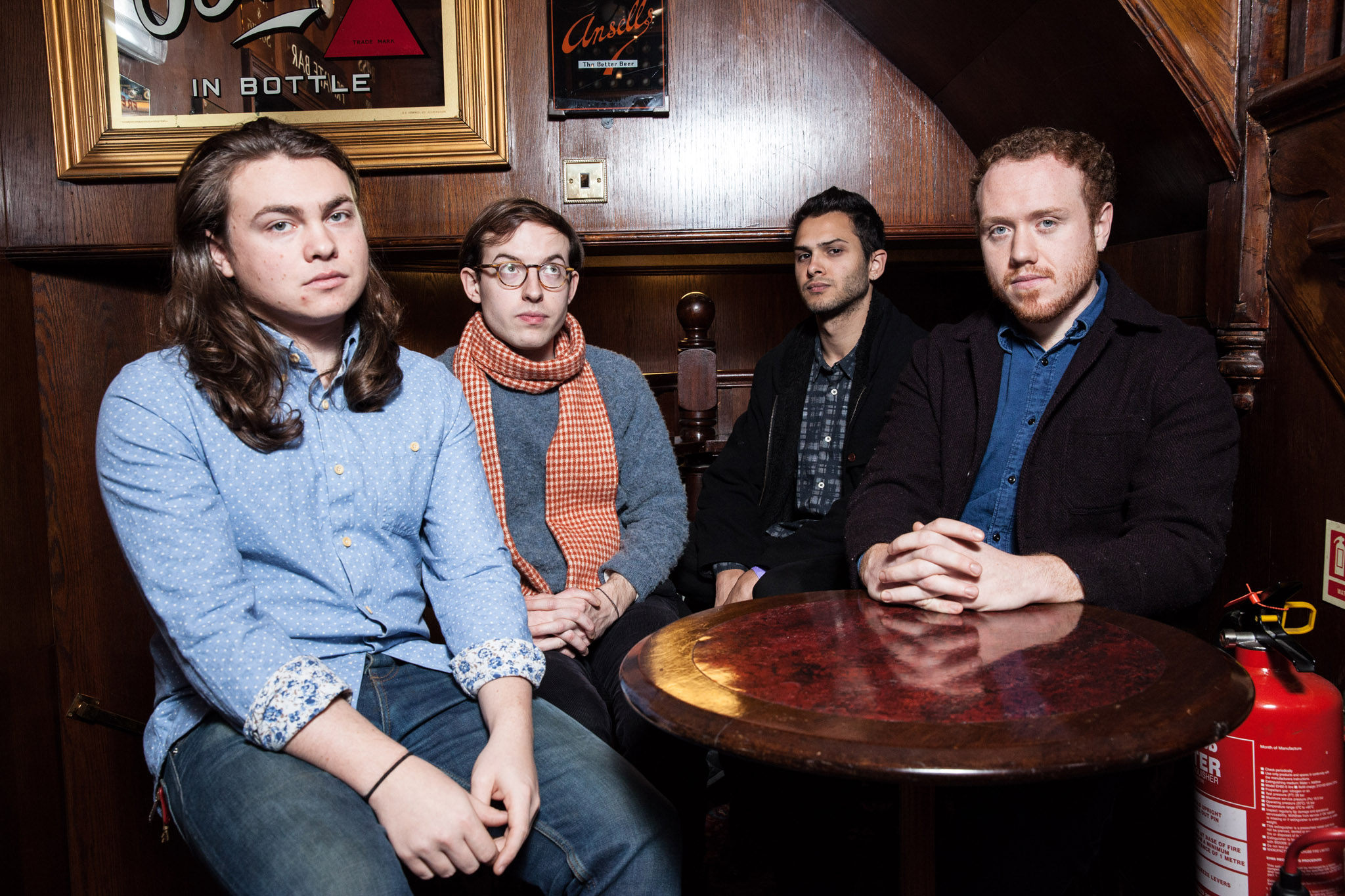 "Bombay Bicycle Club: ""To be honest, I was completely surprised"""