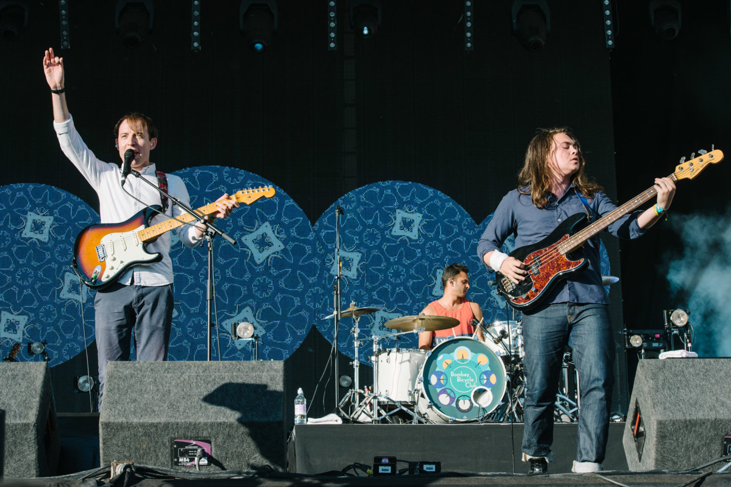 Bombay Bicycle Club announce festival warm-up shows