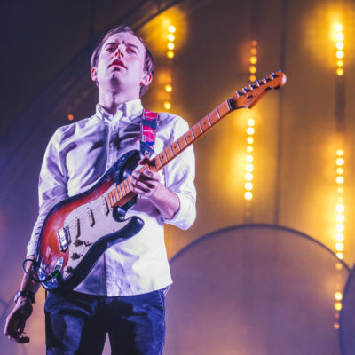 Bombay Bicycle Club, Robyn for Wilderness Festival