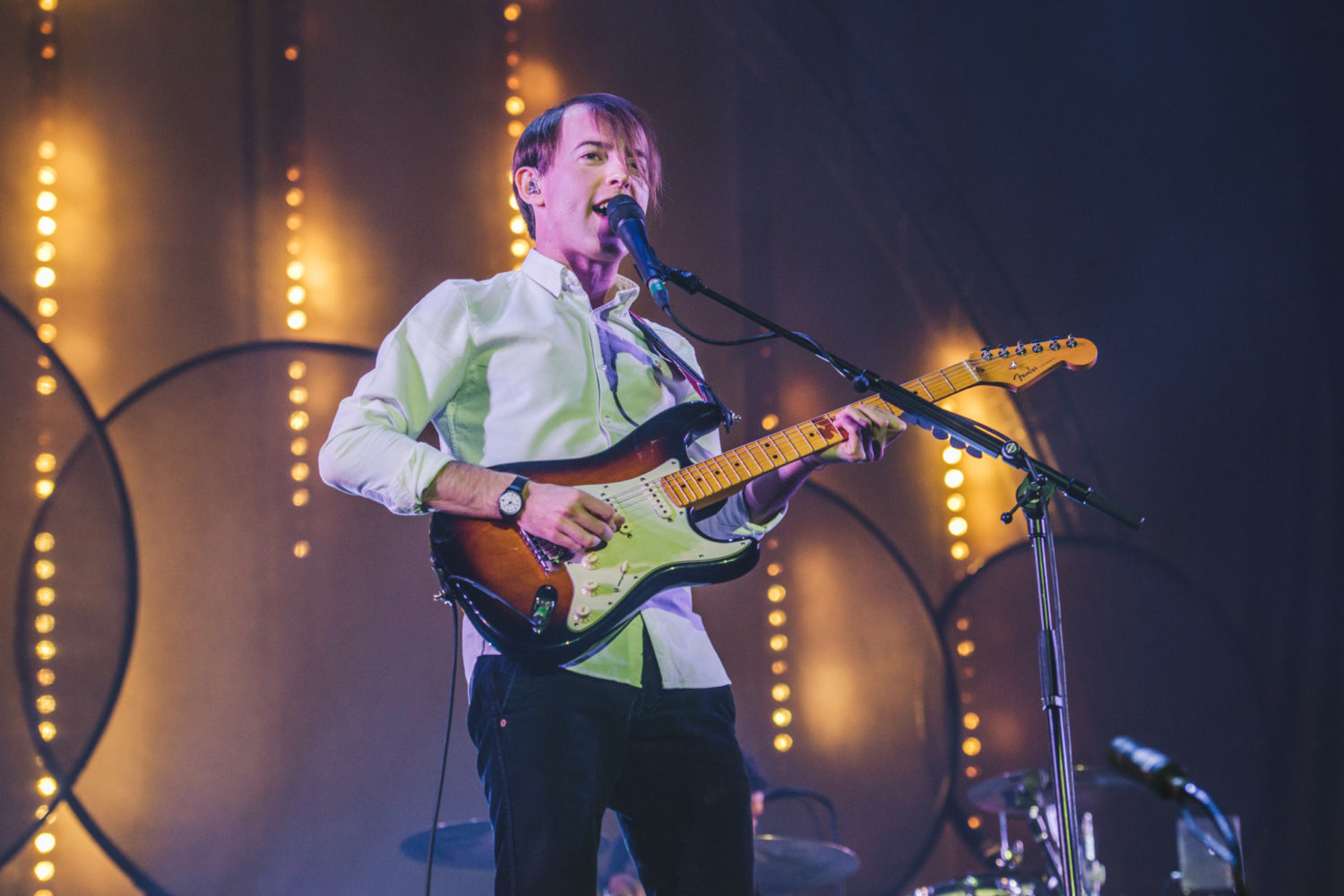 Bombay Bicycle Club, Earls Court, London