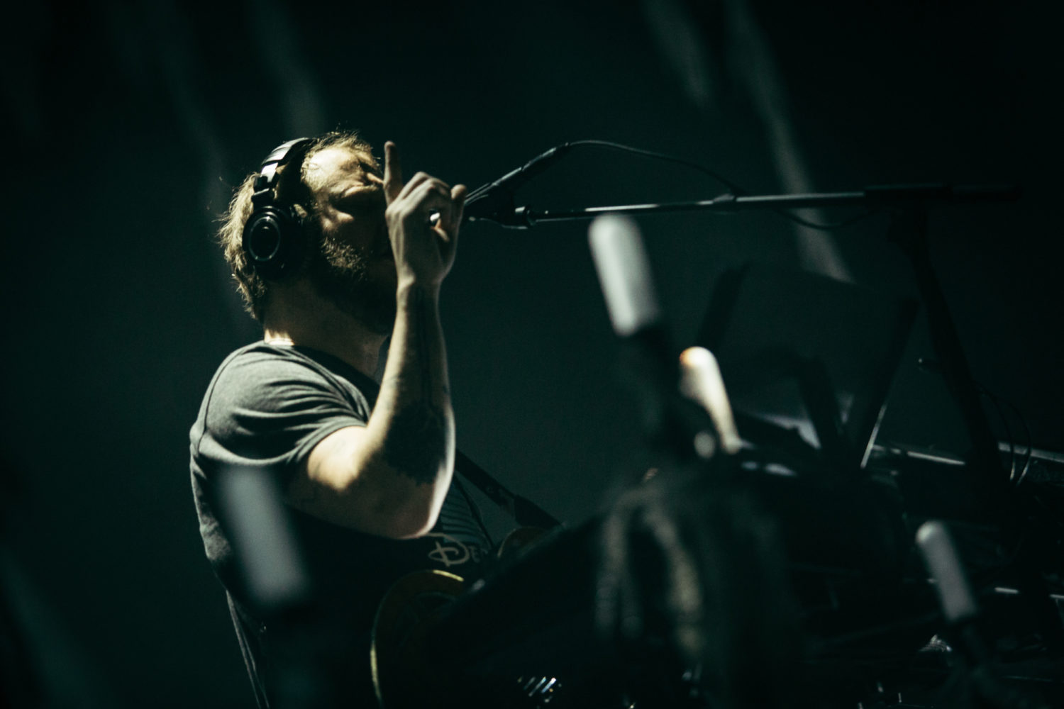 Watch Bon Iver debut new material live