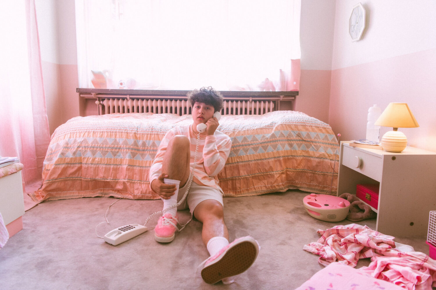 Boy Pablo shares 'Rest Up' video