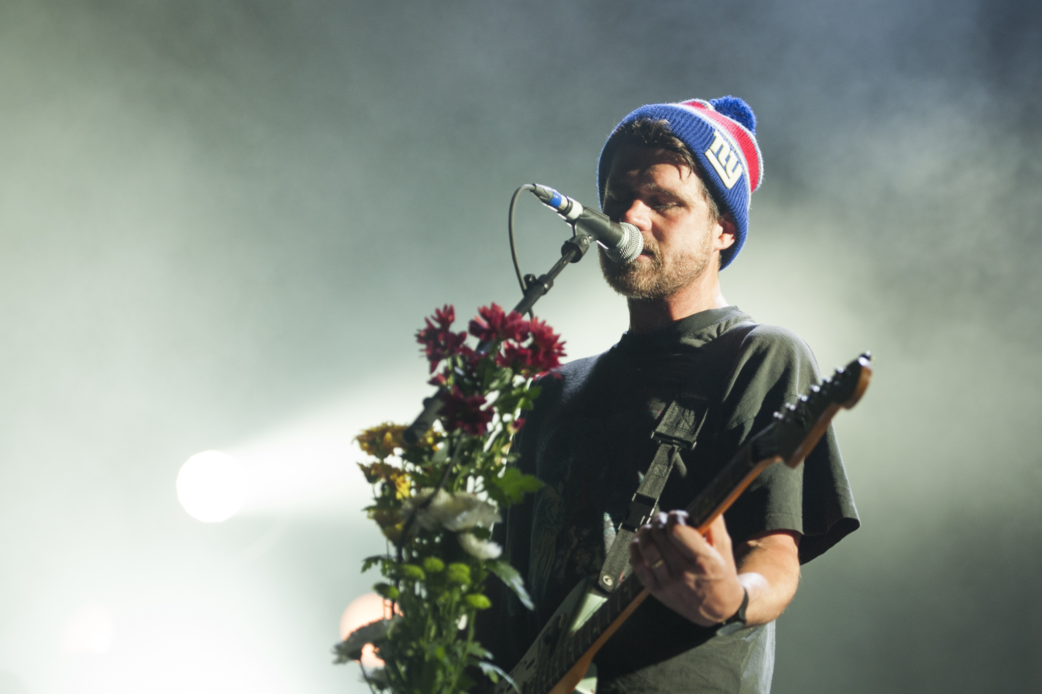 """Brand New frontman Jesse Lacey says the band are going away """"for a while"""""""