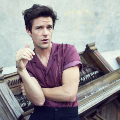 Brandon Flowers covers The White Stripes 'Fell In Love With A Girl' at MoPop