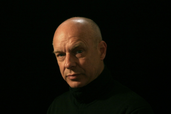 Brian Eno is urging Britain to remain in the European Union