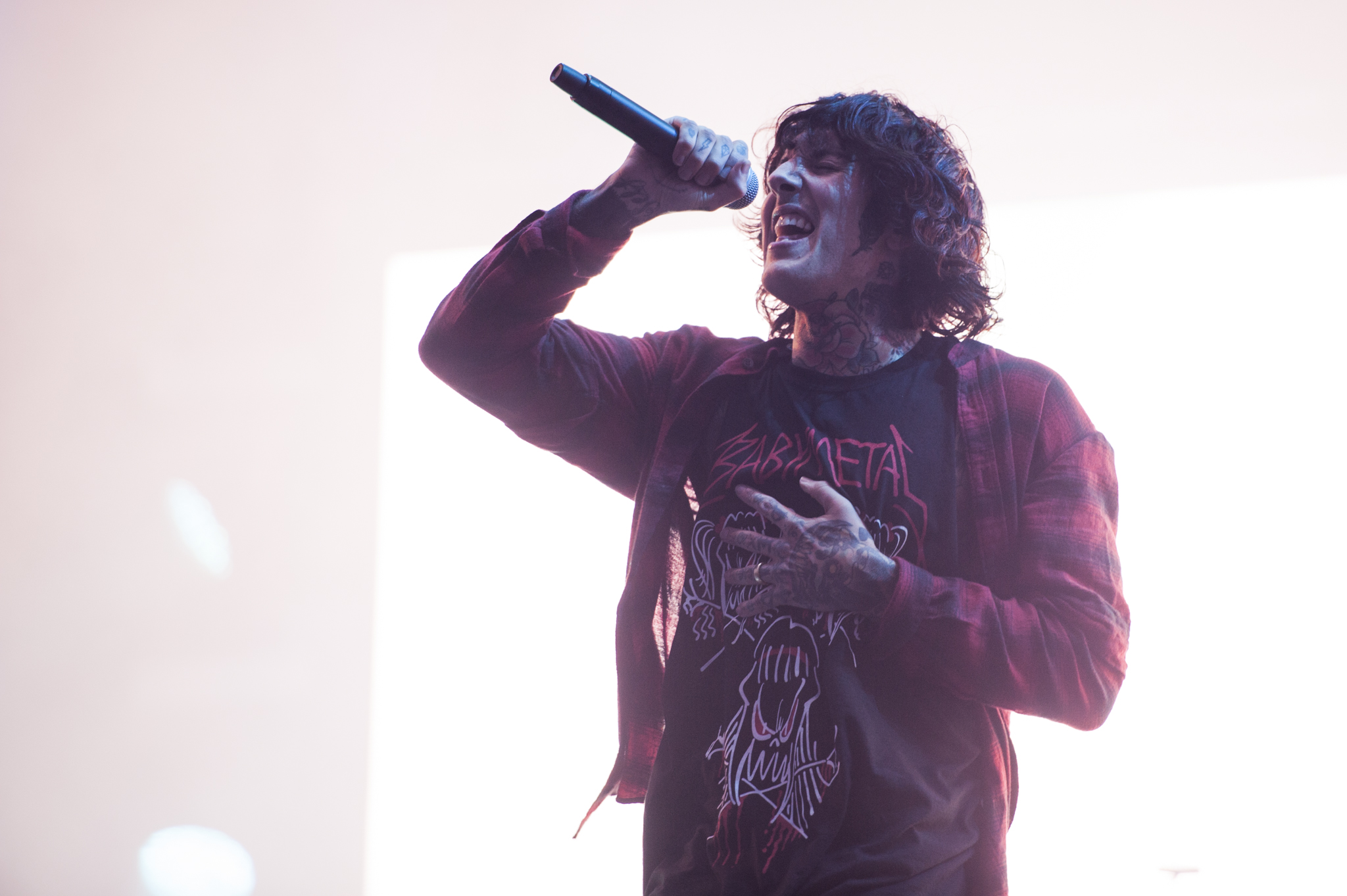 Bring Me The Horizon become future headliners in the making at Reading 2015