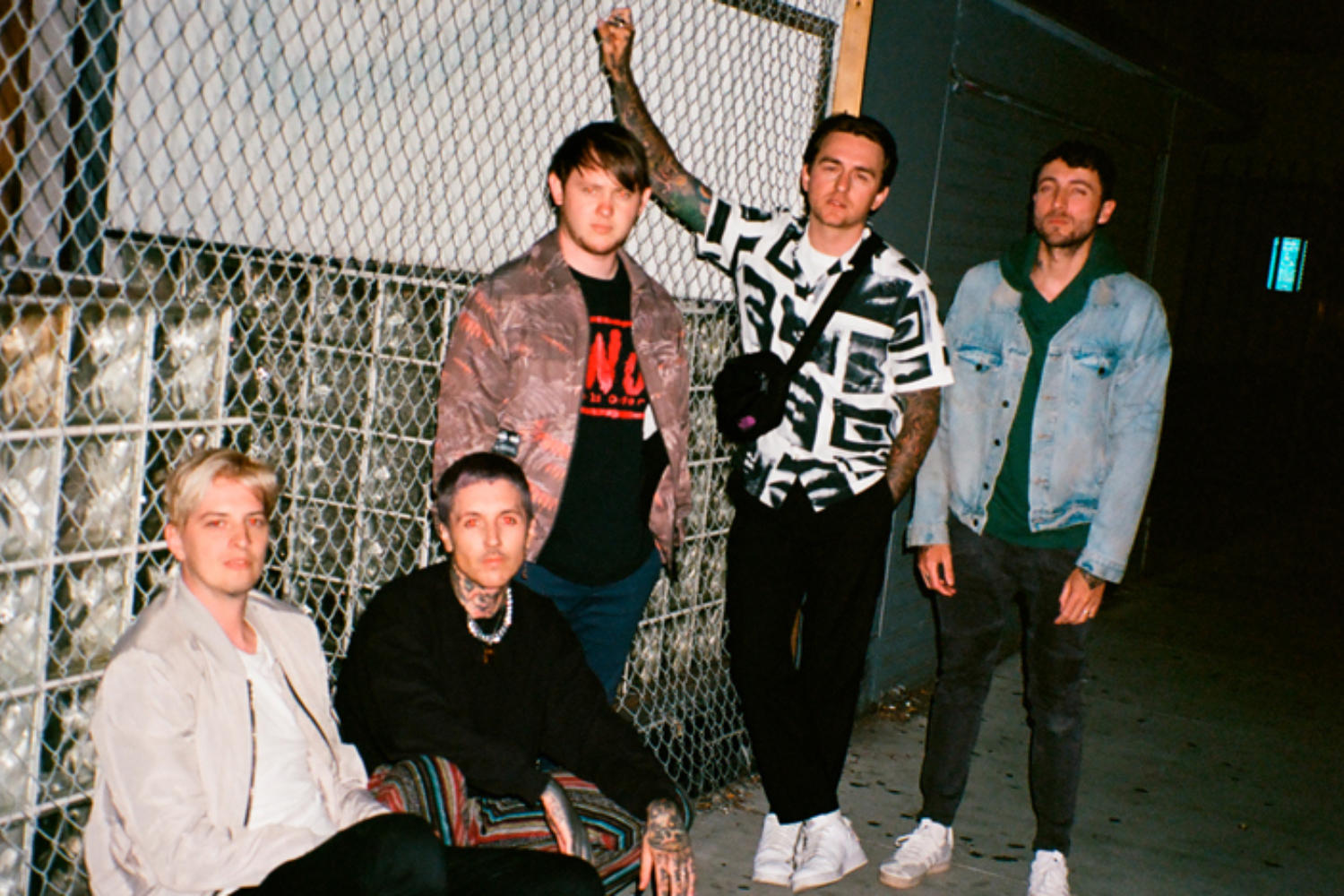 Bring Me The Horizon unveil creepy 'in the dark' video