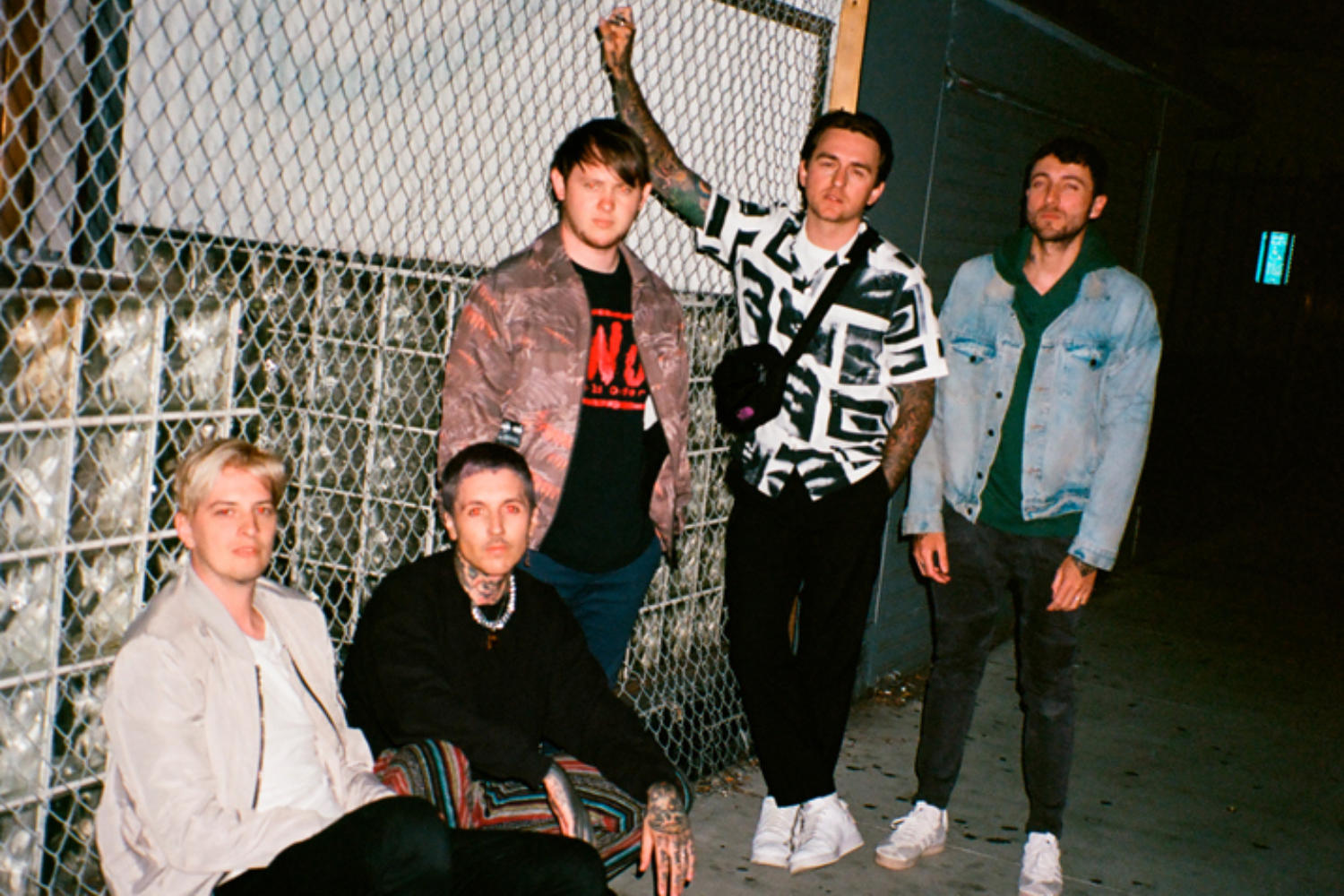 Bring Me The Horizon unleash new track 'Parasite Eve'