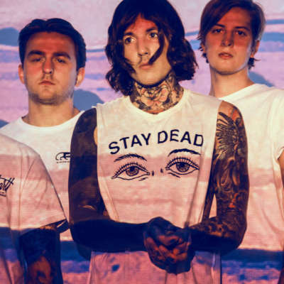 Members of Bring Me The Horizon are climbing Mount Kilimanjaro for charity
