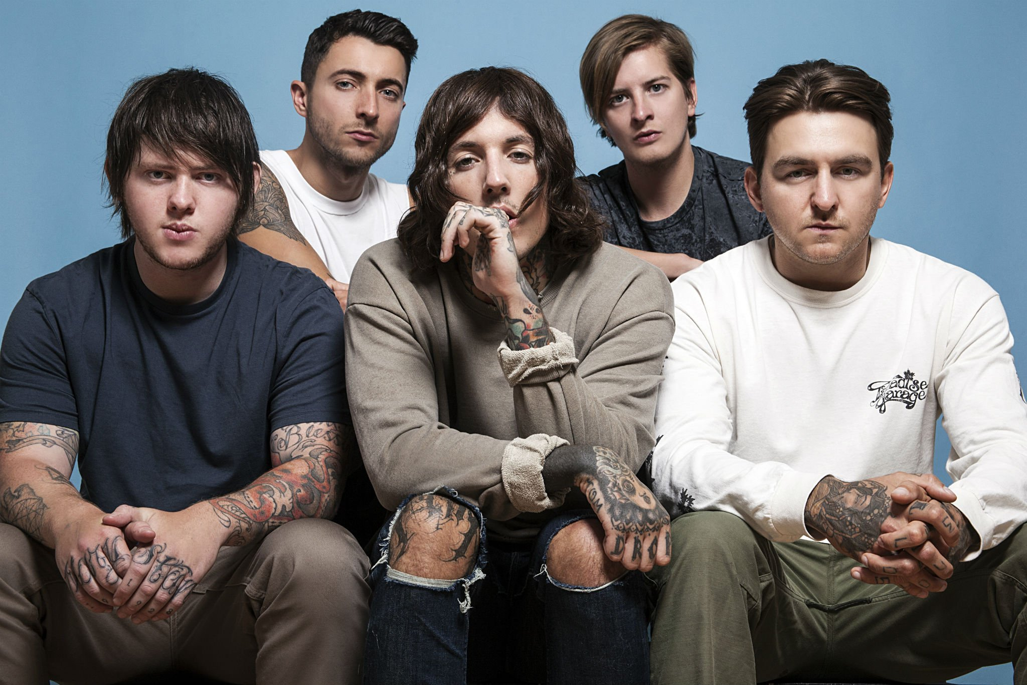 Bring Me the Horizon: The future is now