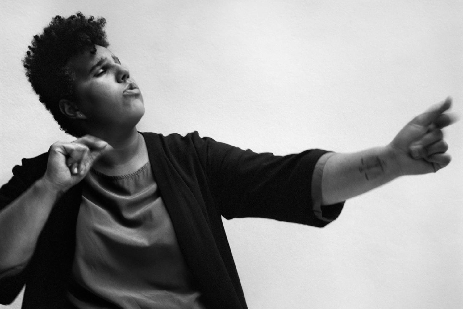 Alabama Shakes' Brittany Howard shares the video for 'Stay High'
