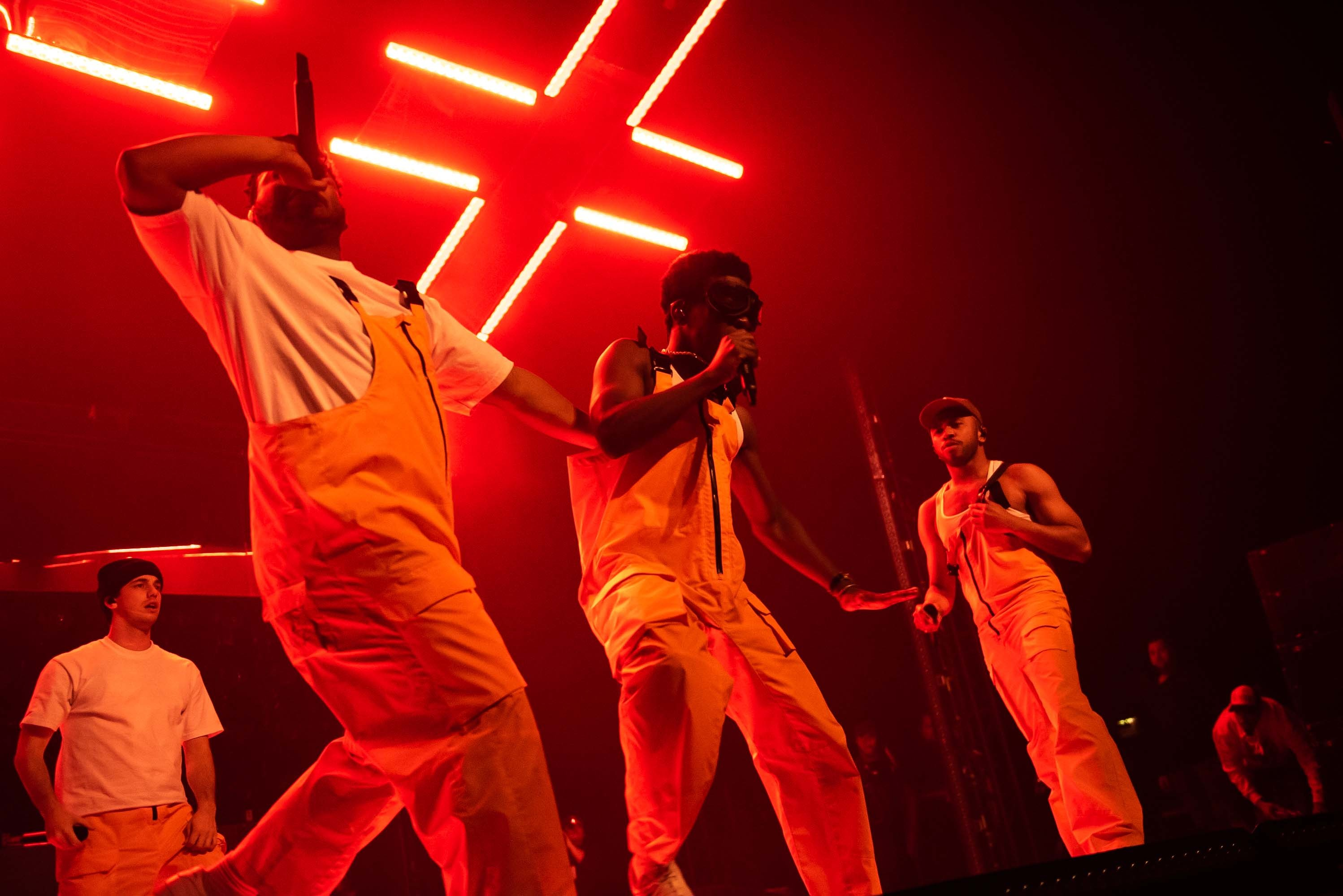 Brockhampton share two new songs 'M.O.B' and 'twisted'