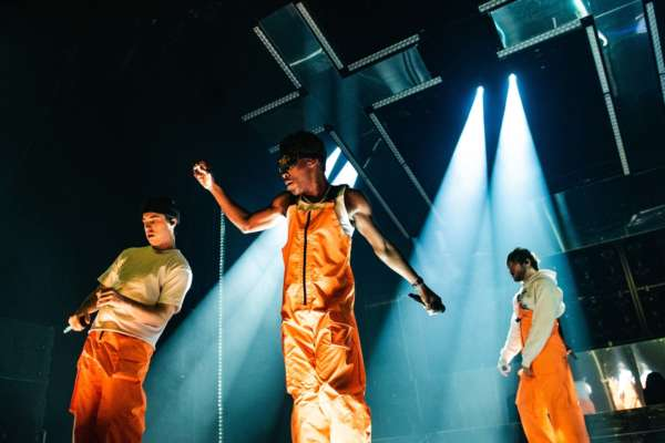 Brockhampton unveil new songs 'fishbone' and 'chain on/hold me'