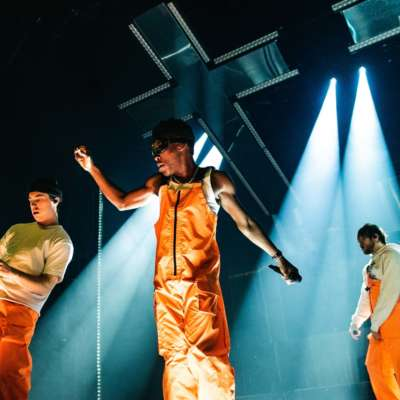 BROCKHAMPTON, Hulu Theater at Madison Square Garden, New York