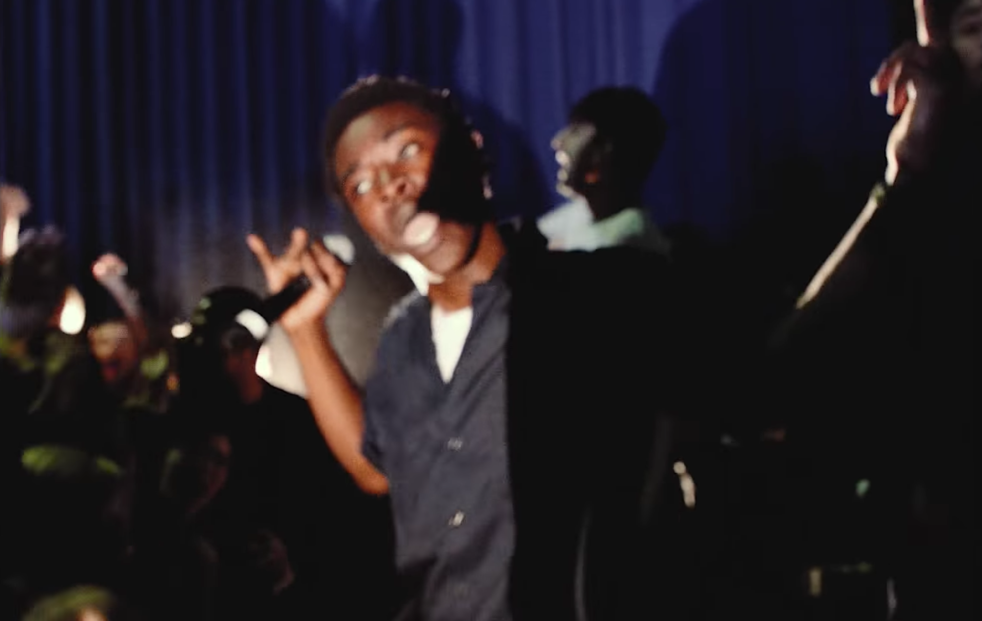 Brockhampton mingle with the crowd in 'New Orleans' video