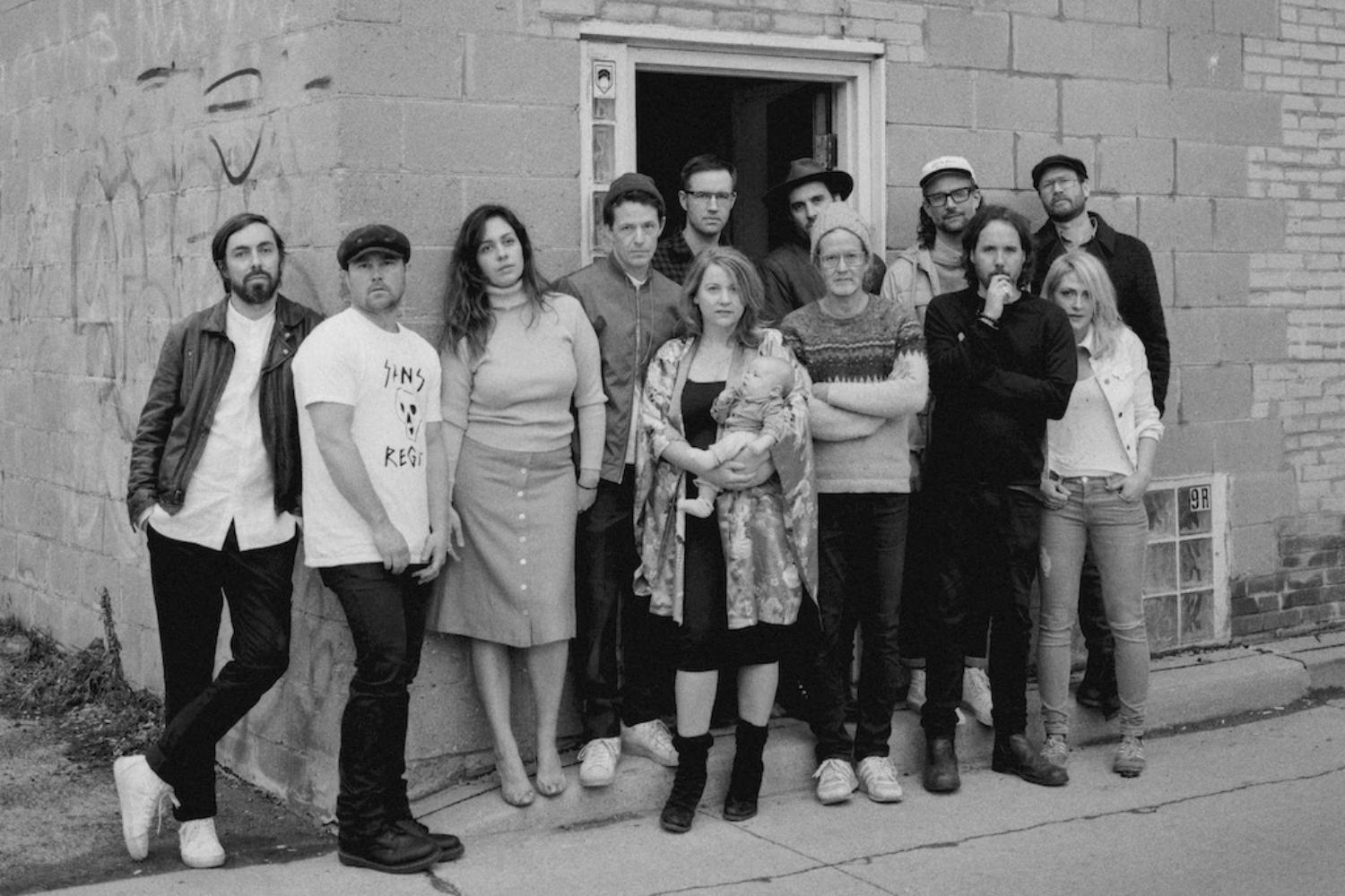 Broken Social Scene announce new UK and Ireland dates